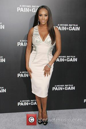 Vivica A. Fox - Los Angeles Premiere of 'Pain & Gain' held at TCL Chinese Theatre - Arrivals - Los...
