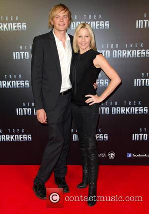 Star Trek and Gigi Edgley