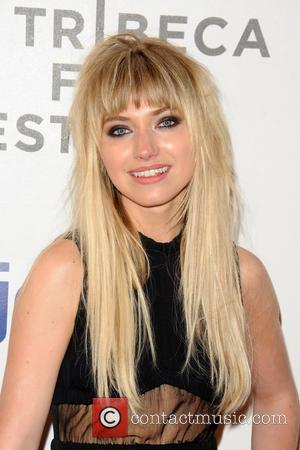 Imogen Poots - 2013 Tribeca Film Festival- 'Greetings From Tim Buckley' Premiere - arrivals - New York City, New York...