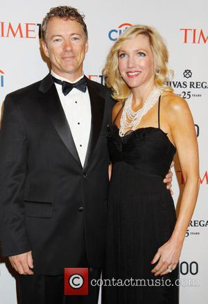 Rand Paul and Kelley Ashby