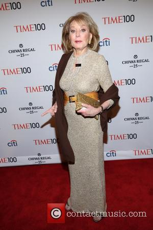 Barbara Walters - TIME 100 Gala TIME'S 100 Most Influential People In The World at Jazz at Lincoln Center- Inside...