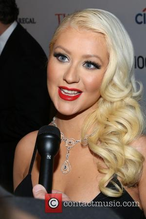 Christina Aguilera - TIME 100 Gala TIME'S 100 Most Influential People In The World at Jazz at Lincoln Center- Inside...