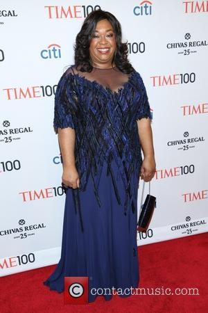 Shonda Rhimes - TIME 100 Gala TIME'S 100 Most Influential People In The World at Jazz at Lincoln Center- Inside...