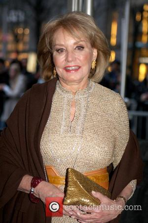 Barbara Walters - Time 100 Gala held at the Time Warner Center- Outside Arrivals - New York City, New York...