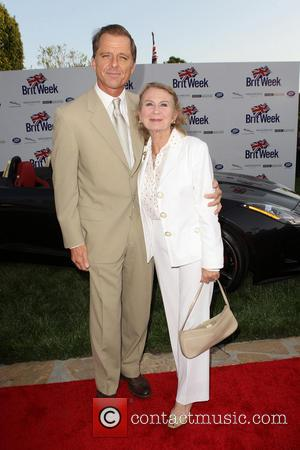 Juliet Mills and Maxwell Caulfield