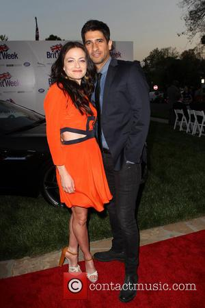 Raza Jaffrey and Lara Pulver -