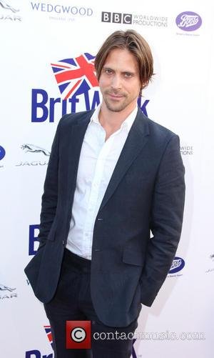 Neil Newbon - Old Hollywood celebrates BritWeek 2013