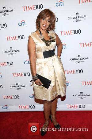 Gayle King - TIME 100 Gala TIME'S 100 Most Influential People In The World at Jazz at Lincoln Center -...
