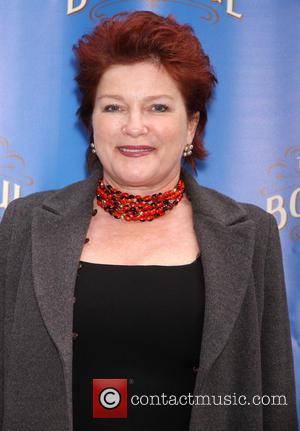 Kate Mulgrew - Broadway opening night of