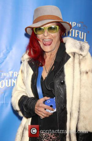 Patricia Field - Broadway opening night of