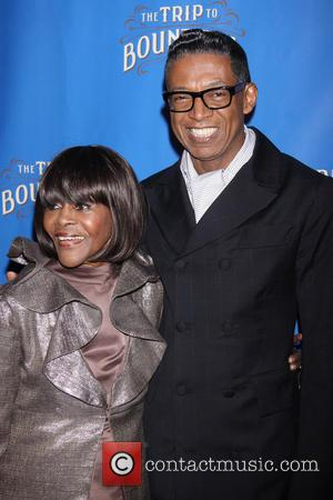 Cicely Tyson and B. Michael