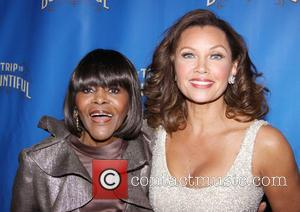 Cicely Tyson and Vanessa Williams