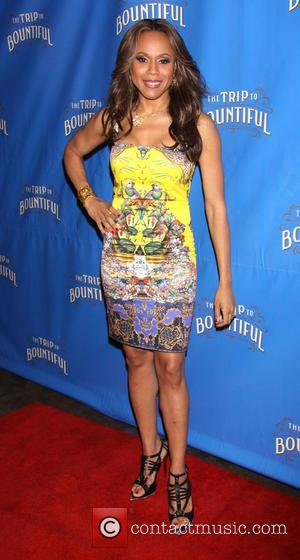 Deborah Cox - Broadway opening night of 'The Trip To Bountiful' held at the Copacabana nightclub - After Party -...