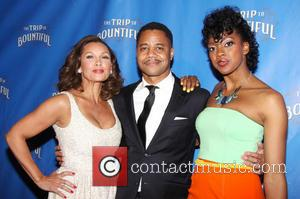 Vanessa Williams, Cuba Gooding Jr. and Condola Rashad