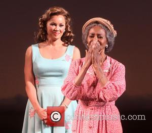 Vanessa Williams and Cicely Tyson