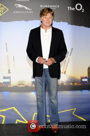 Robert Redford - Sundance London