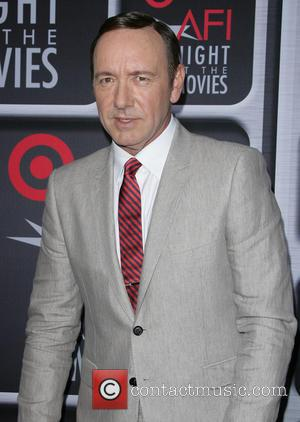 Kevin Spacey Goes All Frank Underwood In Mactaggart Lecture