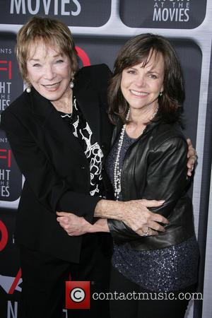 Sally Field, Shirley Maclaine
