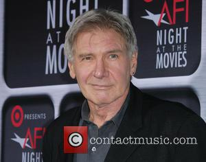 Harrison Ford - Target Presents AFI Night At The Movies held at  ArcLight Hollywood - Arrivals - Los Angeles,...