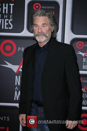 Kurt Russell - Target Presents AFI Night At The Movies held at  ArcLight Hollywood - Arrivals - Los Angeles,...