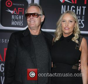 Peter Fonda and Parky DeVogelaere - Target Presents AFI Night At The Movies held at  ArcLight Hollywood - Arrivals...
