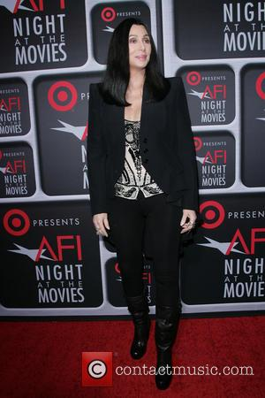 Cher - Target Presents AFI Night At The Movies held at  ArcLight Hollywood - Arrivals - Los Angeles, CA,...