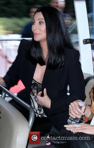 Cher Rewarding Son For Weight Loss