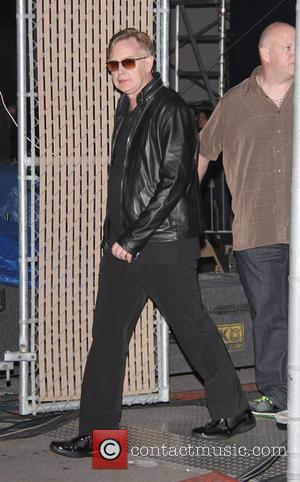 Andrew Fletcher - Depeche Mode at the ABC studios for 'Jimmy Kimmel Live!' - Hollywood, CA, United States - Wednesday...