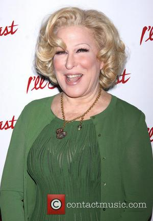 Opening Night: Bette Midler In 'I'll Eat You Last: A Chat With Sue Mengers' [Pictures]