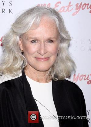 Glenn Close - 'I'll Eat You Last' After Party