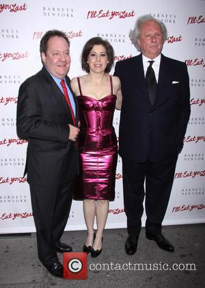 Arielle Tepper, Jimmy Nederlander Jr., Usa-24.04.13 and Graydon Carter