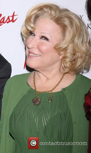 Bette Midler - Broadway opening night after party for 'I'll Eat You Last' held at the Booth Theatre - New...