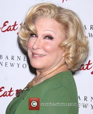 Bette Midler, The Toast Of Broadway For One-Woman Show 'I'll Eat You Last'