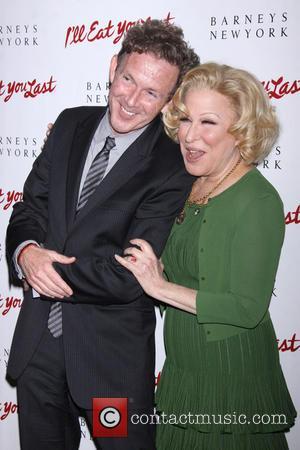 Bette Midler and John Logan