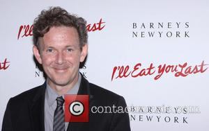 John Logan - Broadway opening night after party for 'I'll Eat You Last' held at the Booth Theatre - New...