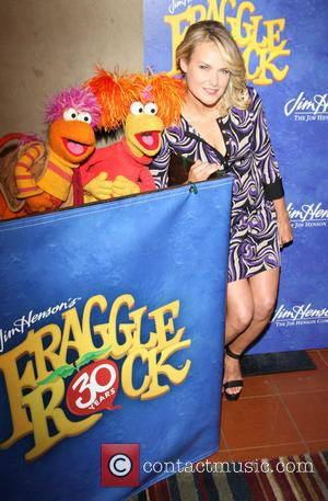 Laura Allen and Fraggles