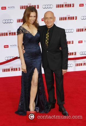 Daniela Lavender and Ben Kingsley