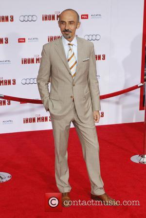 Shaun Toub - 'Iron Man 3' Los Angeles premiere held at the El Capitan Theatre - Arrivals - Hollywood, California,...