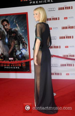 Gwyneth Paltrow - Film Premiere of 'Iron Man 3'