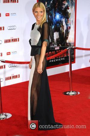 Gwyneth Paltrow, Iron Man 3 Premiere