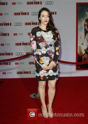 Kat Dennings - 'Iron Man 3' Los Angeles premiere held at the El Capitan Theatre - Arrivals - Hollywood, California,...