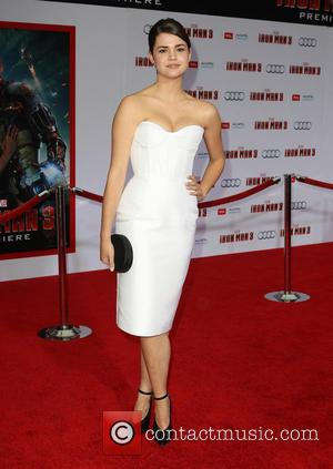 Maia Mitchell - 'Iron Man 3' Los Angeles premiere held at the El Capitan Theatre - Arrivals - Hollywood, California,...