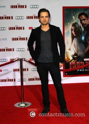 Sebastian Stan - 'Iron Man 3' Los Angeles premiere held at the El Capitan Theatre - Arrivals - Hollywood, California,...