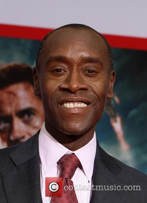 Don Cheadle - 'Iron Man 3' Los Angeles premiere held at the El Capitan Theatre - Arrivals - Hollywood, California,...