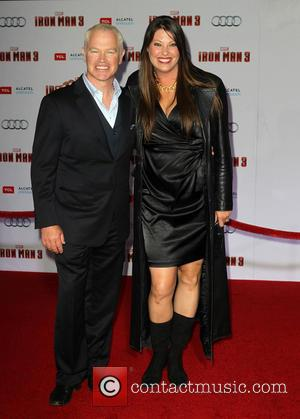 Neal McDonough and Ruve McDonough - 'Iron Man 3' Los Angeles premiere held at the El Capitan Theatre - Arrivals...