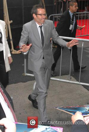 Guy Pearce - 'Iron Man 3' Los Angeles premiere held at the El Capitan Theatre - Outside Arrivals - Hollywood,...