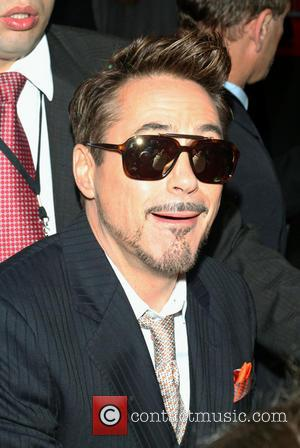 Robert Downey Jr - 'Iron Man 3' Los Angeles premiere held at the El Capitan Theatre - Outside Arrivals -...
