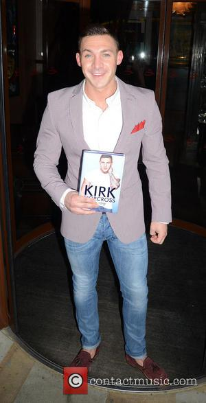 Kirk Norcross - TOWIE's Kirk Norcross launches his book 'Essex Boy: My Story' at the Soho hotel - London, United...