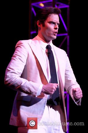 Bill Hader - Performing for the Moontower Comedy and Oddity Festival at The Stateside Theater - Austin, Texas, United States...