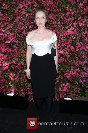 Julie Delpy - The 8th annual Chanel Artists Dinner during the 2013 Tribeca Film Festival at The Odeon - Arrivals...
